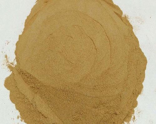 Calcium Lignosulfonate Sample